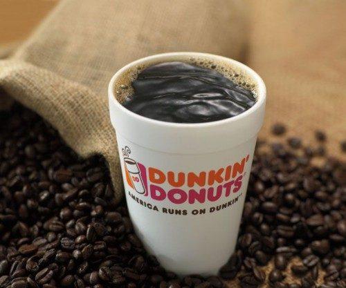 برند قهوه دانکین دوناتز