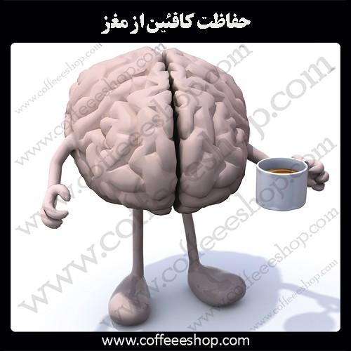 حفاظت کافئین از مغز