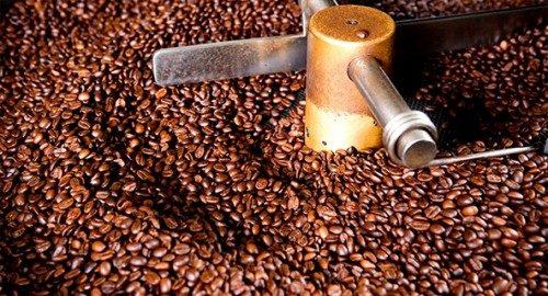 رست پروفایل و گاز در قهوه: