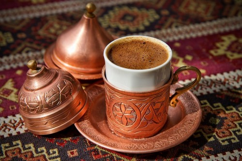 قهوه ترک در فرهنگ ترکیه