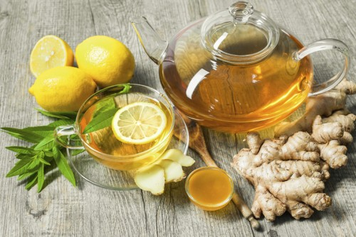 چای گیاهی لیمویی