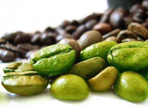 اثرات متابولیسمی قهوه سبز