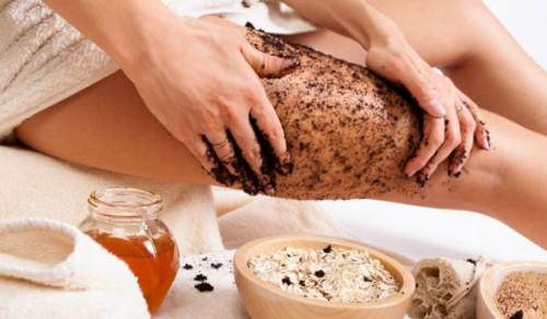 درمان سلولیت یا ترک های پوستی
