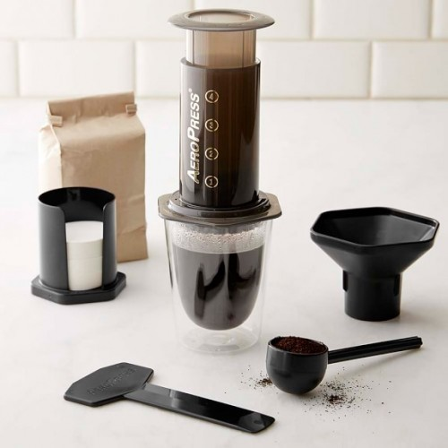 Aeropress | دستگاه قهوه ساز مسافرتی برای گردشگران و جهان گردان | قهوه ساز همراه