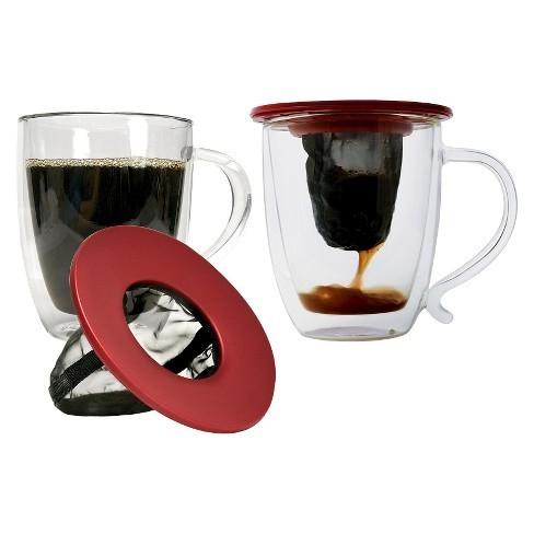 Primula Single Serve Coffee Buddy | دستگاه قهوه ساز مسافرتی برای گردشگران و جهان گردان | قهوه ساز همراه