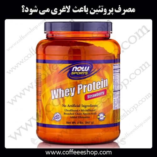 پروتئین | مصرف پروتئین باعث لاغری می شود؟