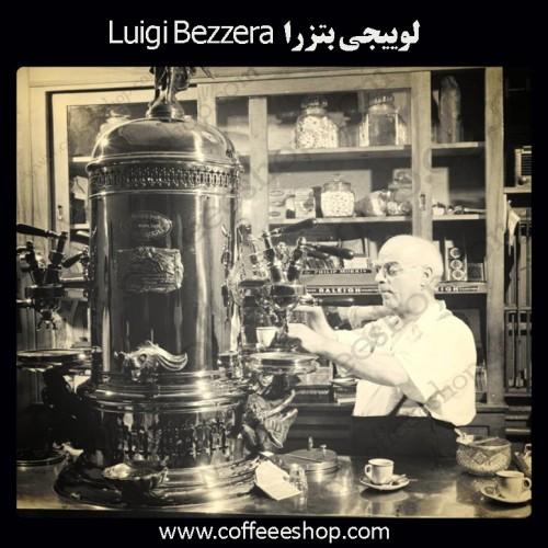 لوئیجی بتزرا - Luigi Bezzera